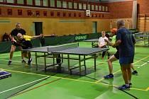 turnaj ve stolním tenise v Horní Bečvě 2019