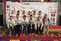 Futsalisté UTB Zlín II. liga