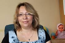 Zlínská Poradna pro ženy a dívky slaví letos dvacáté výročí. Na snímku je její vedoucí Naděžda Fraisová.