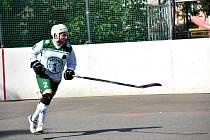 1. liga hokejbal Malenovice