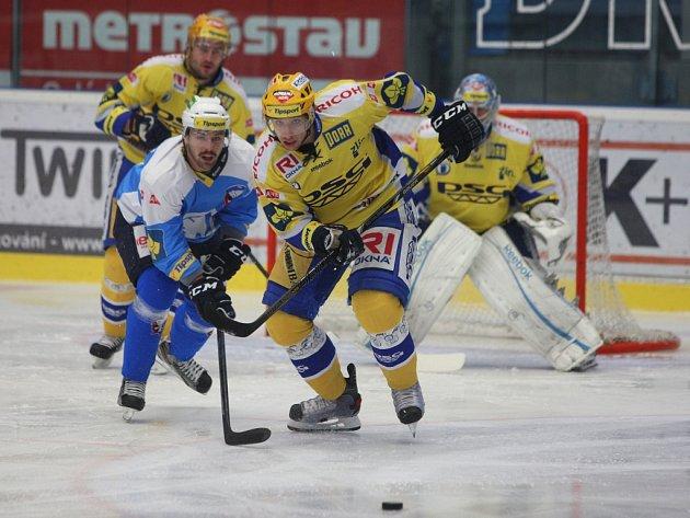 Plzeň, hokej extraliga, HC Škoda Plzeň vs. PSG Zlín