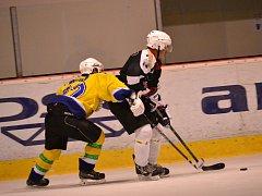 Amatérský hokej 2.kolo