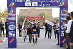 Petr Vabroušek na Ironmanu v Alžírsku