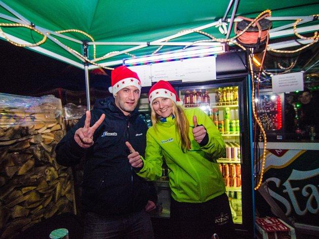 Oslavy Silvestra ve Zlíně