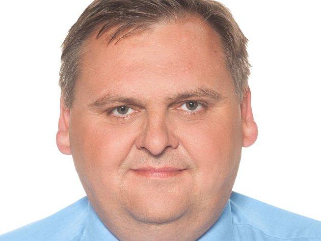 Starosta obce Bojkovice Petr Viceník.