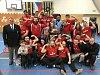 Celý realizační tým TJ Olympia Zlín v  četně týmu A i B Trenérem a  předsedou a mezinárodním  rozhodčím S. Krčkem.