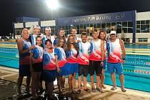 Šestnáctiletý Jan Janásek v egyptském Sharm El Sheikh absolvoval svoje první juniorské mistrovství světa v ploutvovém plavání.