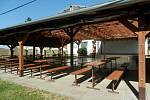 V obci Petrůvka se stále rozšiřuje prostor pro pořádání kulturních a sportovních akcí.