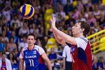 NOVÁ ÉRA. Adam Bartoš má dobrý dojem z české reprezentace, kterou od února vede Španěl Miguel Ángel Falasca.