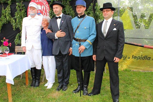V sobotu 9. června 2018 se v Březnici konaly Oslavy stoletého výročí vzniku republiky.