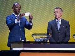 Eric Abidal vybírá v Monaku soupeře pro Evropskou ligu