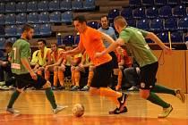 Futsalisté UTB Zlin v zápase s Brnem