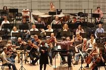 Filharmonie Bohuslava Martinů. Ilustrační foto