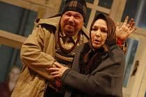 Hra Žitkovské bohyně v Městském divadle ve Zlíně.