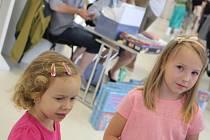 14|15 Baťův institut ve Zlíně v sobotu ovládly děti. Slavily svůj Dětský den