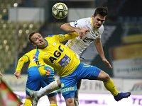 Beauguel v posledním zápase gól nedal, Ševci v Teplicích prohráli
