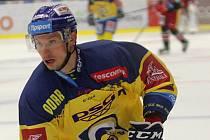 David Nosek je jedním ze čtyř hráčů, kteří u Beranů pokračovat nebudou.