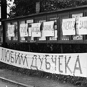 Dobové fotografie zachycující okupaci na Zlínsku.