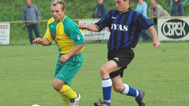 Zatímco fotbalisté Uherského Ostrohu si výhrou zajistili udržení v I. B třídě i pro příští sezonu, Bánovští se se soutěží loučí.