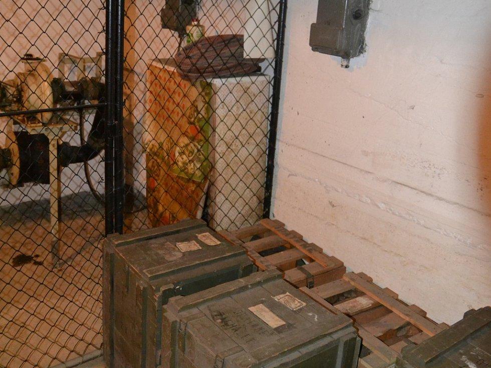 Pod nádražím v Otrokovicích objevili protiletecký kryt