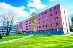 Uherskohradišťská nemocnice, centrální objekty – I etapa
