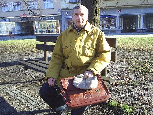 Zdeněk Pokluda se ve Zlíně narodil a městu zůstal věrný prakticky celý život.