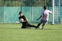 Fotbal divize žen: Březnice - Valašské Meziříčí