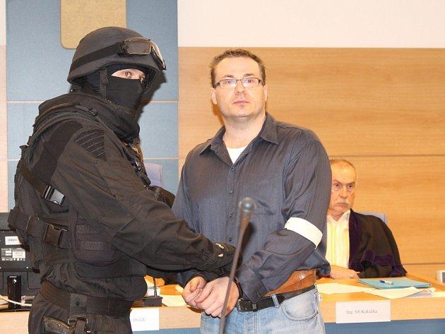Obžalovaný Martin Bódiš