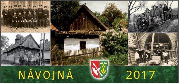 Kalendář obce Návojná