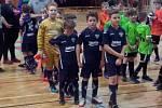 Luhačovická fotbalová přípravka zvítězila na turnaji v Hluku