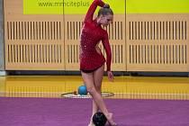 7. ročník závodu v moderní gymnastice Zlínský Střevíček