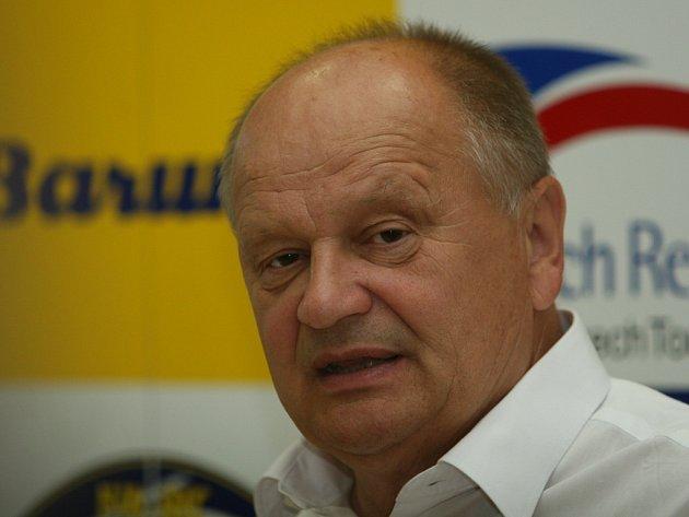 Miloslav Regner, ředitel Barum Czech Rally Zlín