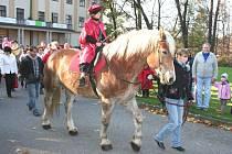 Svatomartinský pochod Zlínem