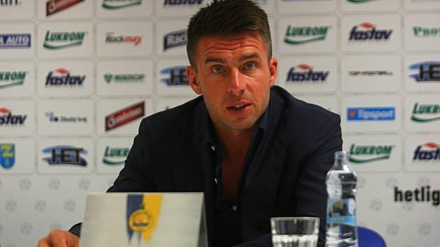 Sportovní ředitel Fastavu Zlín Zdeněk Grygera
