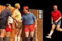 Rychlé šípy v podání herců Slováckého divadla