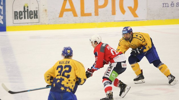 Extraliga hokeje, 35. kolo, Zlín - Pardubice