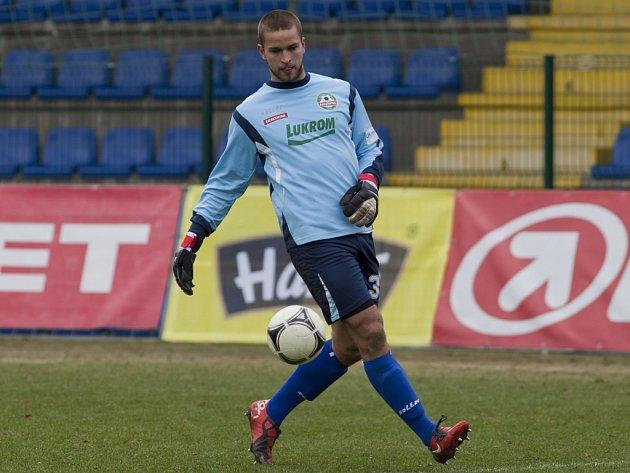 Jakub Zapletal, fotbalový brankář Zlína.