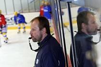 Hokejisté PSG Zlín. Rostislav Vlach. Ilustrační foto.