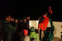 Školní družina navštívila Zlínskou hvězdárnu