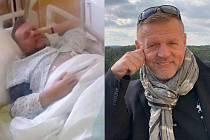 Antonín Střelec po mozkové příhodě zcela ochnul