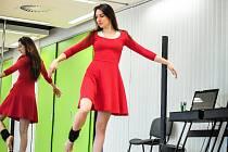 Zuzka Zaharowská - spontánní tanec