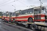 Článkový trolejbus je dnes velmi cenný. Je významně spojen novodobou historií Zlína. V Česku existuje již jen jediný další historický vůz tohoto typu.