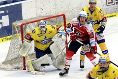 hokej PSG Zlín -HC Dynamo Pardubice