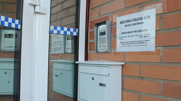 Městská policie Zlín Jižní Svahy
