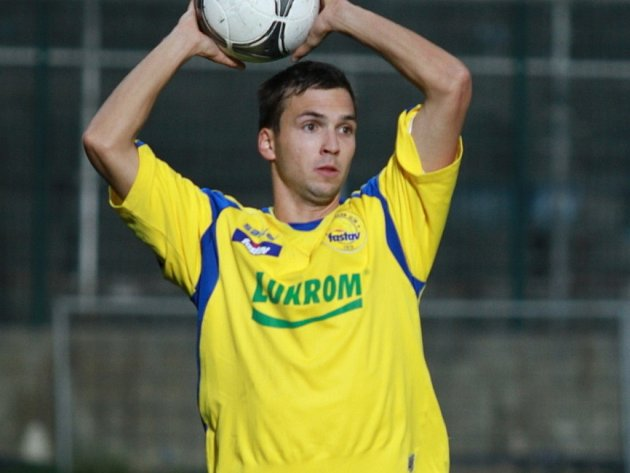 Lukáš Pazdera, fotbal Zlín
