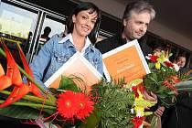 Hercům Tereze Brodské a Ondřeji Kepkovi byl na 49. MFFDM udělen hvězdný doktorát.