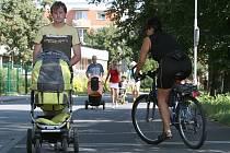 Cyklostezka ve Zlíně