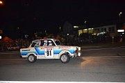 Barum Rally Zlín. Buggatti + Star Rally