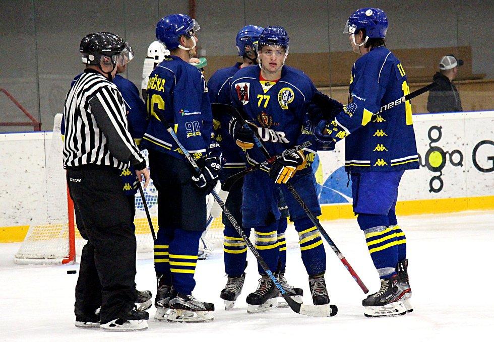 Hokejoví junioři. Ilustrační foto