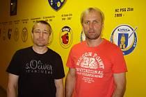 Trenér extraligových hokejistů Zlína Rostislav Vlach si vybral za svého nového asistenta Juraje Juríka.